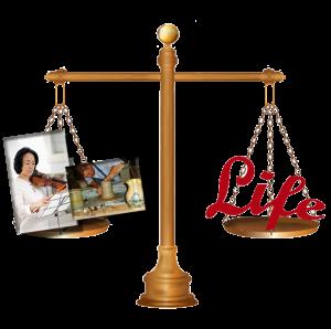 Balancing Art & Life
